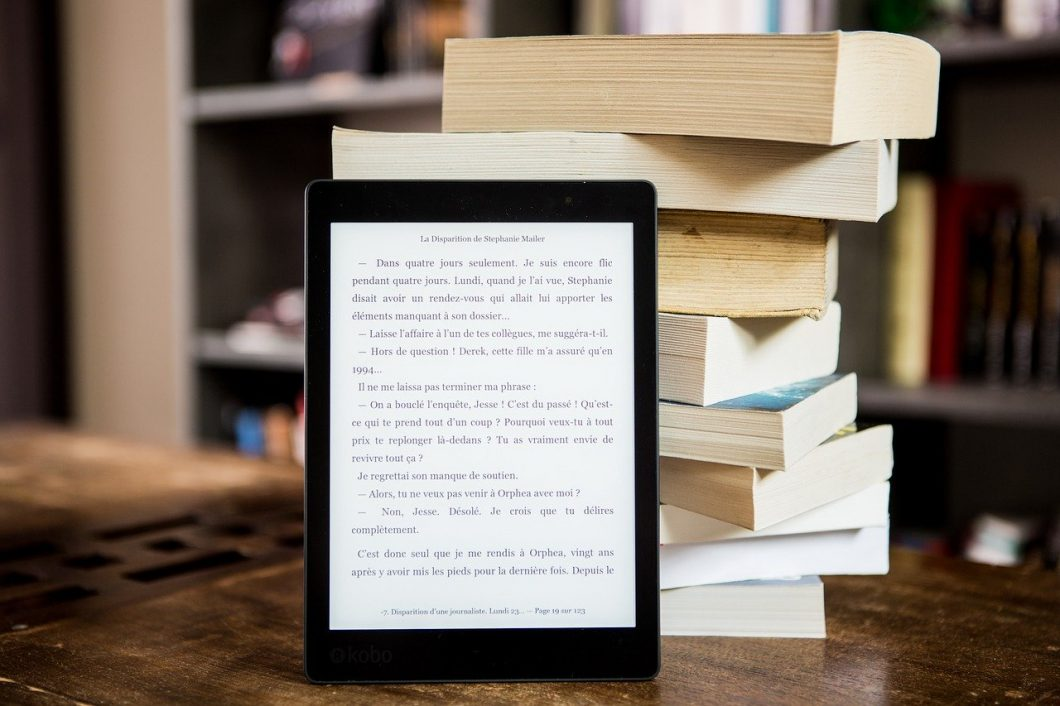Kindleで電子書籍を読む方法(スマホでも読める)
